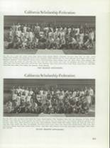 1970 Montebello High School Yearbook Page 182 & 183