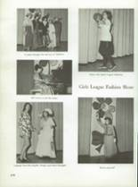 1970 Montebello High School Yearbook Page 220 & 221