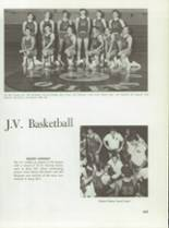 1970 Montebello High School Yearbook Page 254 & 255
