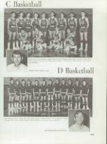 1970 Montebello High School Yearbook Page 256 & 257