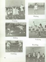 1970 Montebello High School Yearbook Page 278 & 279