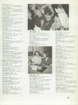 1970 Montebello High School Yearbook Page 340 & 341