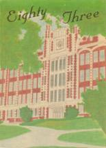1983 Yearbook Chicopee High School