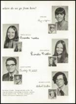 1973 Putnam High School Yearbook Page 14 & 15