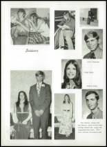 1973 Putnam High School Yearbook Page 16 & 17