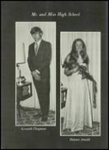 1973 Putnam High School Yearbook Page 22 & 23