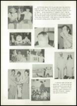 1973 Putnam High School Yearbook Page 30 & 31