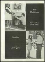 1973 Putnam High School Yearbook Page 34 & 35