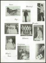 1973 Putnam High School Yearbook Page 40 & 41
