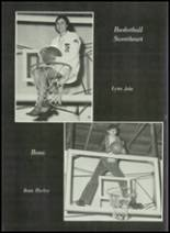 1973 Putnam High School Yearbook Page 42 & 43