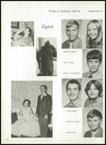 1973 Putnam High School Yearbook Page 50 & 51