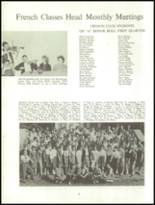1962 North Fulton High School Yearbook Page 54 & 55