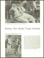 1962 North Fulton High School Yearbook Page 110 & 111