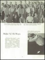 1962 North Fulton High School Yearbook Page 140 & 141