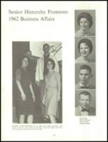 1962 North Fulton High School Yearbook Page 154 & 155