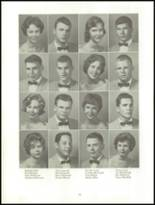 1962 North Fulton High School Yearbook Page 166 & 167