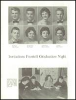 1962 North Fulton High School Yearbook Page 170 & 171