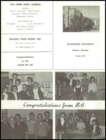 1962 North Fulton High School Yearbook Page 200 & 201
