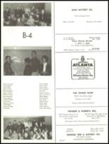 1962 North Fulton High School Yearbook Page 224 & 225
