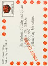 1992 Yearbook Calhoun City High School