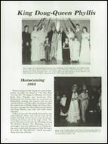 1984 Mt. Vernon High School Yearbook Page 12 & 13