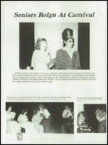 1984 Mt. Vernon High School Yearbook Page 16 & 17