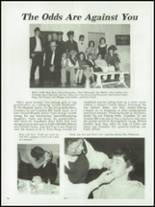 1984 Mt. Vernon High School Yearbook Page 18 & 19