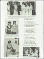 1984 Mt. Vernon High School Yearbook Page 22 & 23