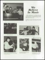 1984 Mt. Vernon High School Yearbook Page 28 & 29