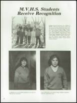1984 Mt. Vernon High School Yearbook Page 30 & 31