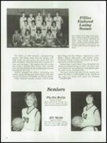 1984 Mt. Vernon High School Yearbook Page 36 & 37