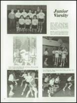 1984 Mt. Vernon High School Yearbook Page 38 & 39