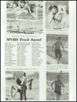 1984 Mt. Vernon High School Yearbook Page 44 & 45