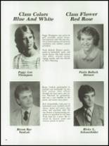 1984 Mt. Vernon High School Yearbook Page 52 & 53