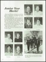 1984 Mt. Vernon High School Yearbook Page 56 & 57