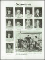 1984 Mt. Vernon High School Yearbook Page 58 & 59
