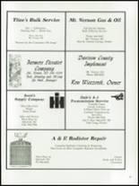 1984 Mt. Vernon High School Yearbook Page 72 & 73