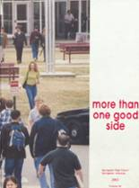 2002 Yearbook Springdale High School
