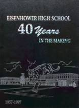 1997 Yearbook Eisenhower High School