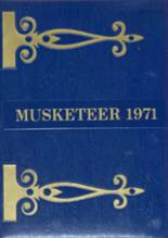 1971 Yearbook Moorpark High School