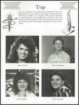 1989 Iberia High School Yearbook Page 10 & 11