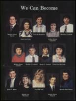 1989 Iberia High School Yearbook Page 22 & 23
