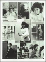1989 Iberia High School Yearbook Page 56 & 57