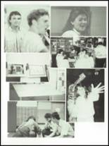 1989 Iberia High School Yearbook Page 92 & 93