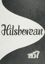 1957 Yearbook Hillsborough High School