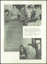 1961 Sheffield High School Yearbook Page 14 & 15