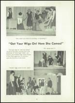 1961 Sheffield High School Yearbook Page 16 & 17