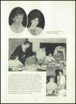 1961 Sheffield High School Yearbook Page 20 & 21