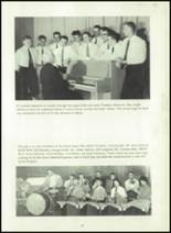 1961 Sheffield High School Yearbook Page 24 & 25