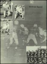 1961 Sheffield High School Yearbook Page 34 & 35
